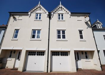 Thumbnail 4 bed town house for sale in Cleveland Road, St Helier