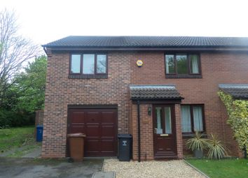 Thumbnail 3 bed semi-detached house to rent in Bloomsbury Way, Lichfield