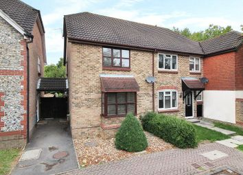 Thumbnail 3 bed end terrace house for sale in Wordsworth Place, Horsham, West Sussex