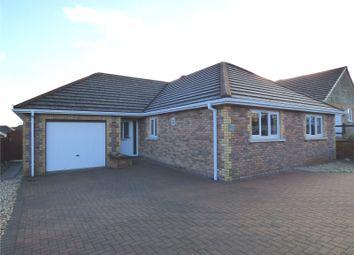 Thumbnail 3 bed detached bungalow for sale in Gibbas Way, Pembroke, Pembrokeshire