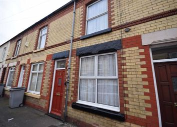 Thumbnail 2 bed terraced house to rent in Fairview Avenue, Wallasey, Merseyside