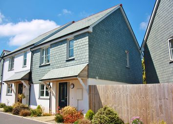 Thumbnail 2 bed semi-detached house to rent in De Luci Park, Truro