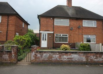 Thumbnail 3 bed terraced house to rent in Harwill Crescent, Nottingham