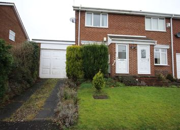 Thumbnail 2 bed semi-detached house for sale in Mollyfair Close, Ryton