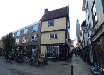 Thumbnail Retail premises for sale in 21 Lower Goat Lane, Norwich, Norfolk