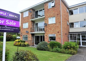 Thumbnail 2 bed flat for sale in Ilford Court, Coventry