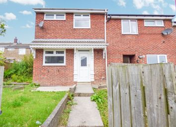 Thumbnail 2 bed terraced house for sale in Greenwood Close, Wheatley Hill, Durham