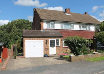 Thumbnail 3 bed semi-detached house for sale in Hithercroft Road, Downley, High Wycombe