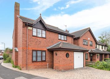Thumbnail 4 bedroom detached house for sale in Woburn Close, Banbury