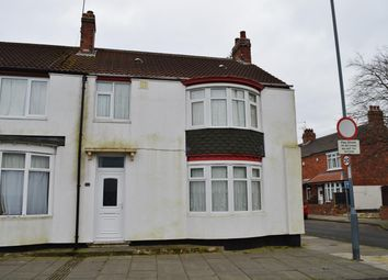 Thumbnail 3 bedroom end terrace house for sale in Parliament Road, Middlesbrough
