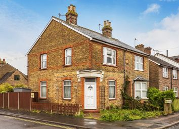 Thumbnail 2 bed maisonette for sale in Endsleigh Road, Merstham, Redhill