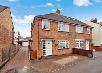 Thumbnail 4 bed semi-detached house for sale in Cowper Road, Boxmoor, Hemel Hempstead