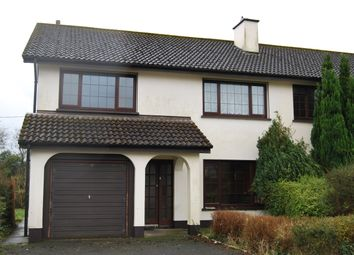 Thumbnail 4 bed property for sale in 75 College Park, Longford, Longford