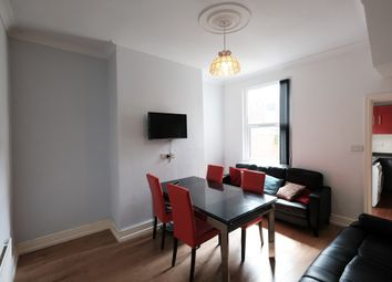 Thumbnail 4 bed flat to rent in St. Marks Road, Preston, Lancashire