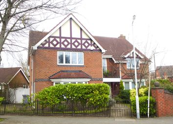 Thumbnail 5 bed detached house for sale in Grammar School Lane, West Kirby, Wirral