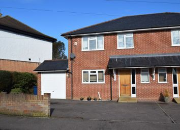 Thumbnail 3 bed semi-detached house for sale in Orchard Grove, Chalfont St. Peter, Gerrards Cross