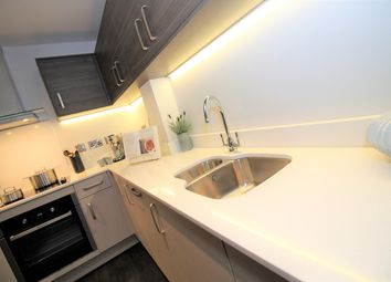 Thumbnail 1 bed flat to rent in Aria Apartments, Chatham Street, Leicester