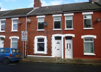 Thumbnail 2 bed terraced house to rent in Phyllis Street, Barry