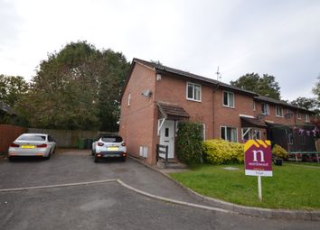 Thumbnail 2 bed end terrace house to rent in Carlton Close, Thornhill, Cardiff
