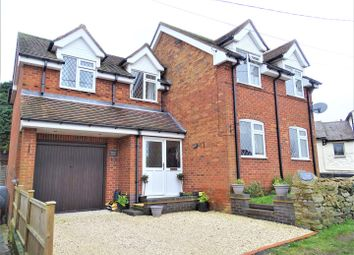 Thumbnail 3 bed detached house for sale in Merrylees Road, Thornton, Coalville