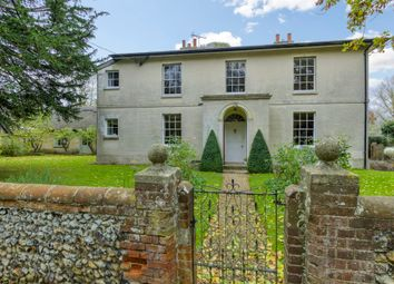 Thumbnail 5 bedroom detached house for sale in Risby, Bury St Edmunds, Suffolk
