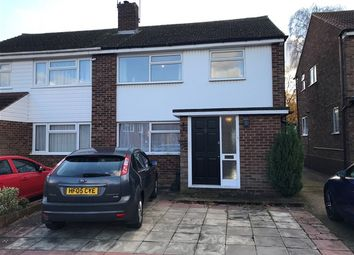 Thumbnail 3 bed property to rent in Abbotts Crescent, Enfield