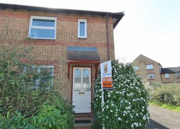 Thumbnail 3 bed end terrace house to rent in Titchmarsh Court, Oldbrook, Milton Keynes