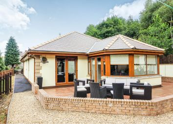 Thumbnail 4 bed detached bungalow for sale in Henwain Street, Abertillery