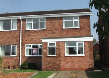 Thumbnail 3 bed semi-detached house to rent in Huntingdon Crescent, Burton-Upon-Stather, Scunthorpe
