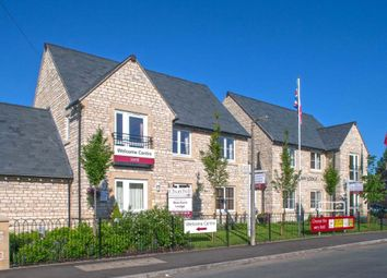 Thumbnail 1 bed flat for sale in Beecham Lodge, Somerford Road, Cirencester