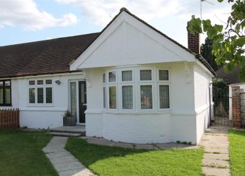 Thumbnail 2 bed detached bungalow for sale in Broad Walk, London
