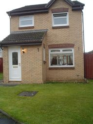 Thumbnail 3 bed detached house for sale in Howson Lea, Motherwell