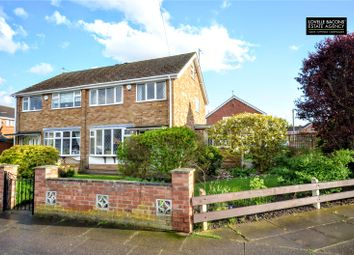 Thumbnail 3 bed semi-detached house for sale in Yarrow Road, Grimsby, North East Lincolnshire