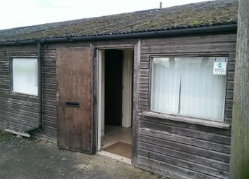 Thumbnail Commercial property to let in Burley Road, Langham, Oakham