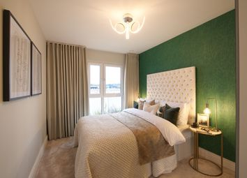 Thumbnail 1 bedroom flat for sale in Plot 125, Meridian Waterside, Radcliffe Road, Southampton