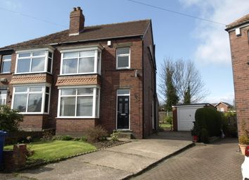 Thumbnail 3 bed semi-detached house for sale in Northgate, Barnsley