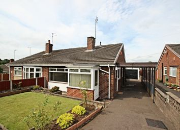 Thumbnail 2 bed semi-detached bungalow for sale in Windmill Avenue, Kidsgrove, Stoke-On-Trent