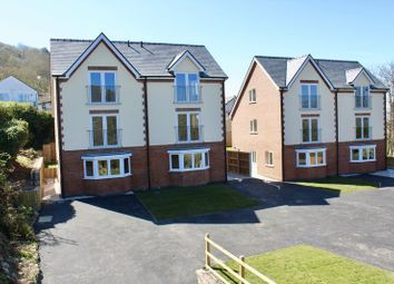 Thumbnail 3 bed semi-detached house for sale in Ffordd Tanrallt, Prestatyn