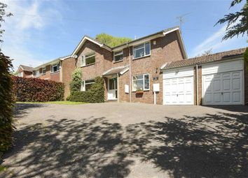 Thumbnail 4 bed detached house for sale in Manor Lane, Baydon, Marlborough
