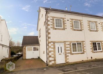 Thumbnail 3 bed semi-detached house for sale in Chorley Old Road, Whittle-Le-Woods, Chorley, Lancashire