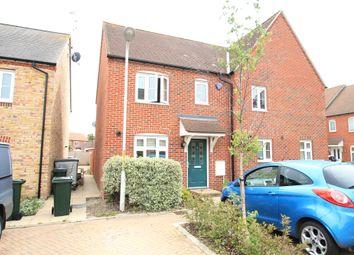 Thumbnail Semi-detached house for sale in Abelyn Avenue, Sittingbourne, Kent