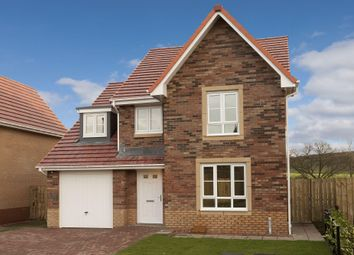 "Thumbnail 4 bed detached house for sale in ""Drummond"" at Newton Farm Road, Cambuslang"