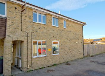 Thumbnail 2 bedroom end terrace house for sale in Bayfield Drive, Burwell, Cambridge
