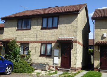 Thumbnail 2 bed terraced house to rent in Perrymead, Worle, Weston-Super-Mare