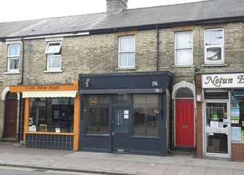 Thumbnail Commercial property for sale in 196 Mill Road, Cambridge
