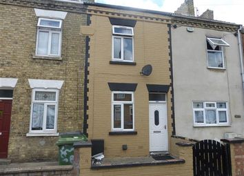 Thumbnail 3 bedroom terraced house for sale in Gladstone Street, Peterborough