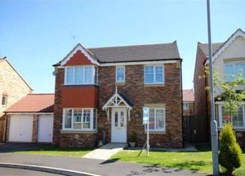 Thumbnail 4 bed detached house to rent in St. Catherines Way, Bishop Auckland