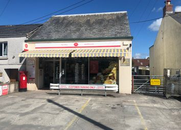 Thumbnail Retail premises for sale in 31 Par Green, Par, Cornwall