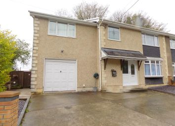 Thumbnail 4 bed property for sale in Sunnyland Crescent, Skewen, Neath