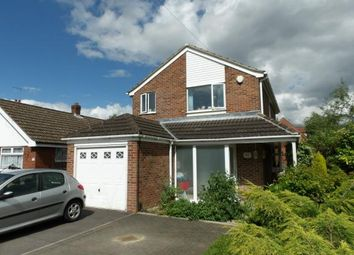 Thumbnail 3 bed detached house for sale in Whitehill Road, Ellistown, Caolville
